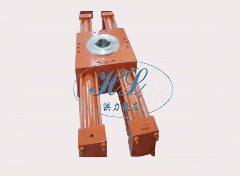 齿轮齿条液压缸